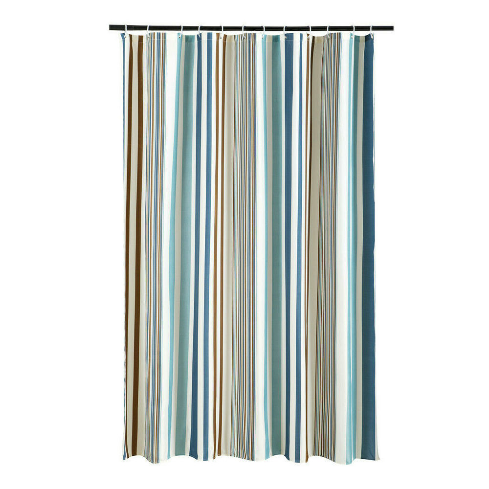 Waterproof Polyester Fabric Shower Curtain