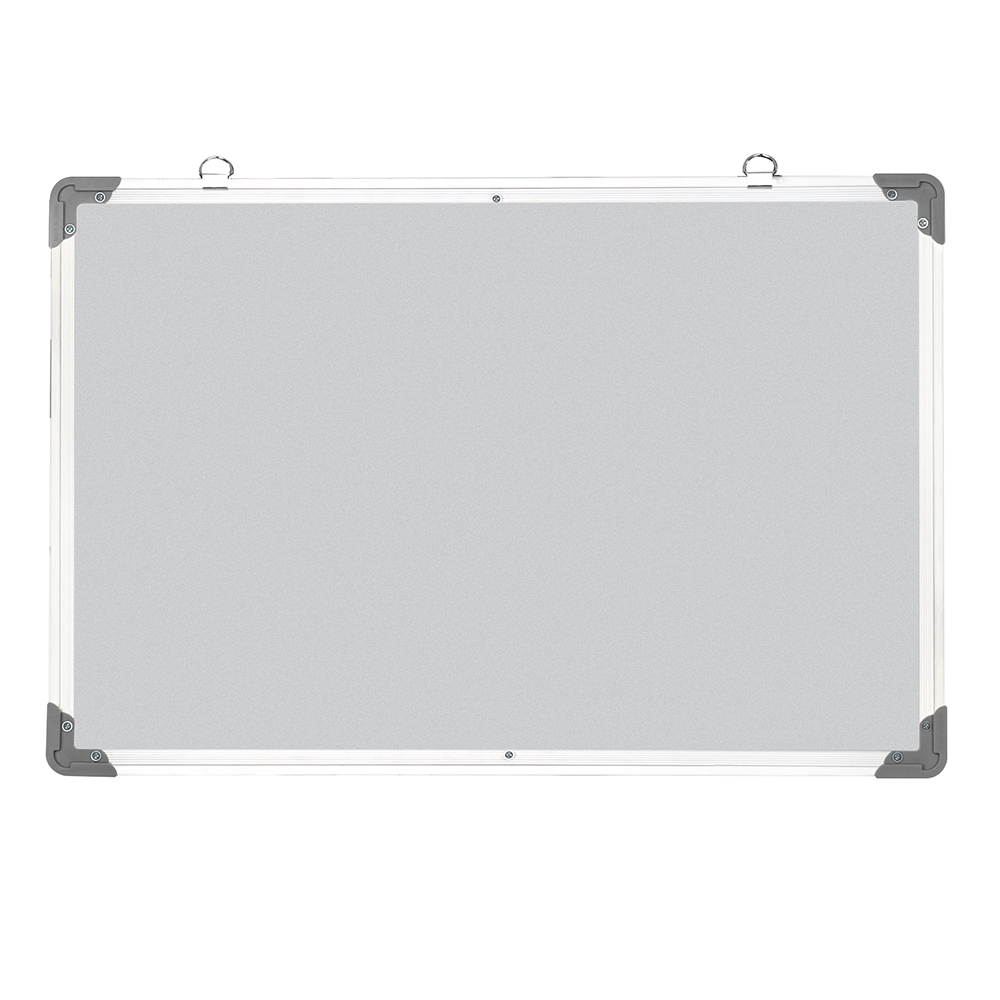 Single Sided Magnetic Dry-Erase Whiteboard with Marker & Eraser & 2pcs Magnets 60*40cm